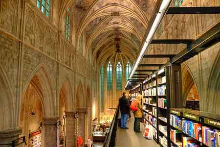 Iglesias en Holanda
