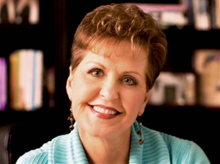 Joyce Meyer – Vivir… en Cristo… y dejar vivir… en Cristo