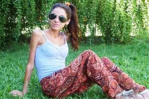 Antonella anorexia