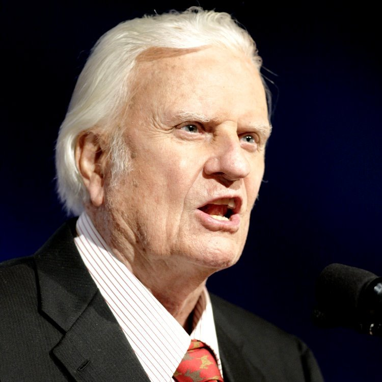 Billy Graham – Decir no, no