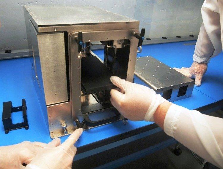 Nasa autoriza impresora 3D para la estación espacial