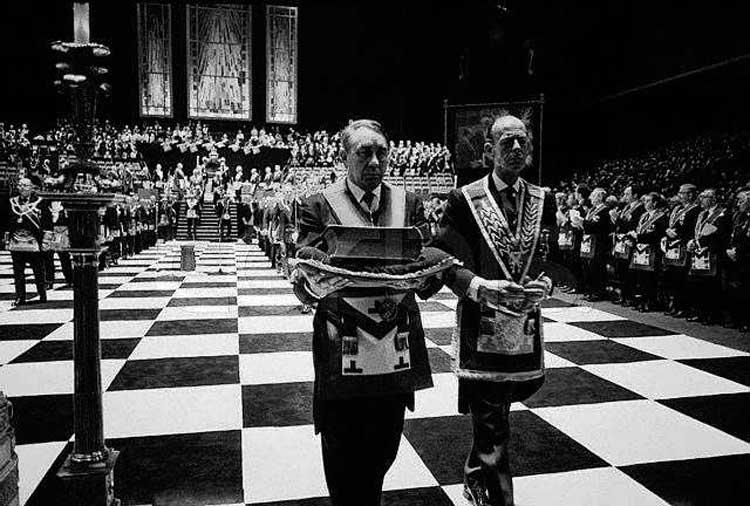 El origen de la Masonería