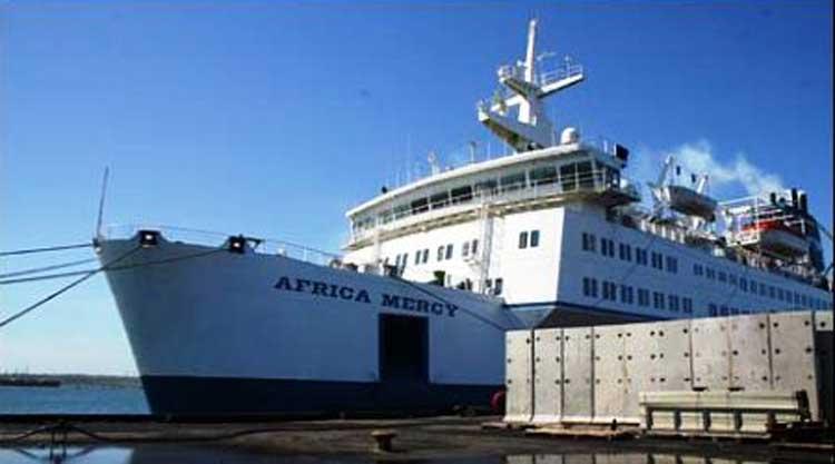 Barcos de misericordia – Mercy Ships