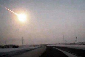 orar ante meteoritos