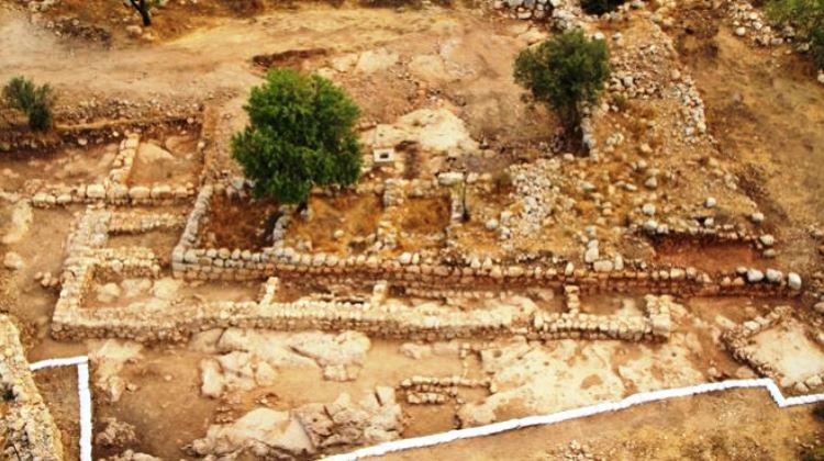 Creen haber descubierto un palacio del Rey David