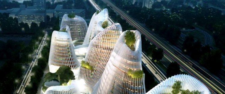 Asi sera la arquitectura del siglo XXI made in China