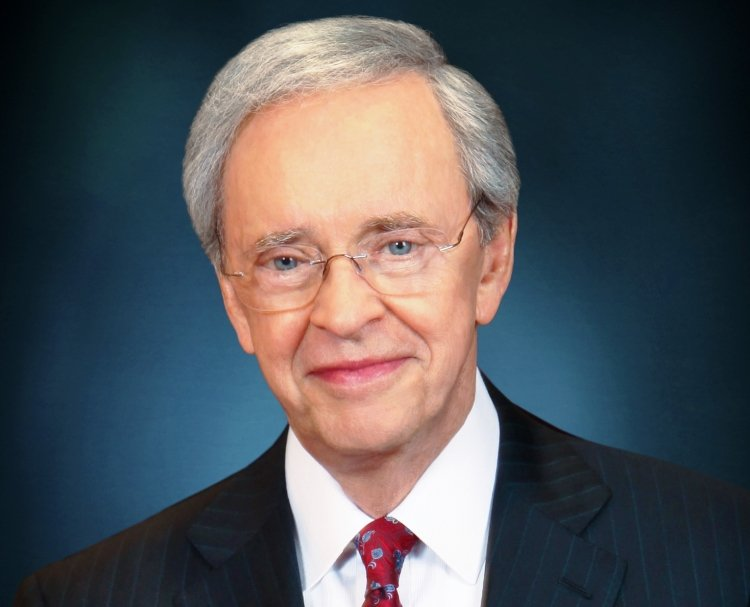 Dr Charles Stanley