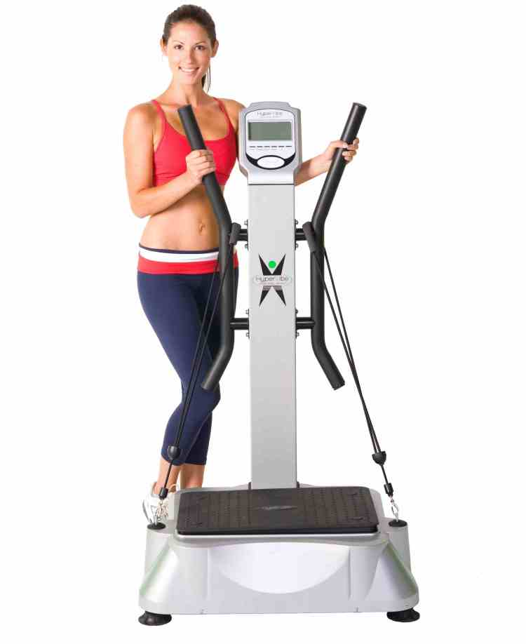 Gimnasia - Fitness - Plataformas vibratorias para adultos