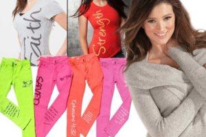 Kylie Bisutti - Ex-modelo de Victoria's Secret lanza línea de ropa cristiana