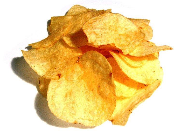 """Los Chips, el """"snacK"""" más adictivo y que más engorda"""