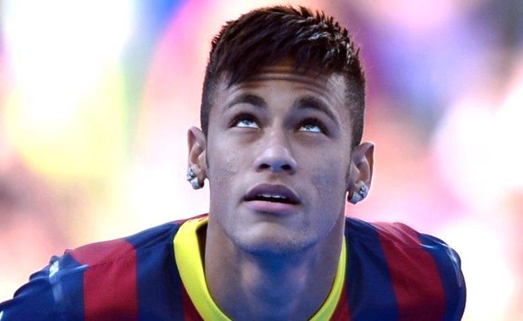 Para Dios nada es imposible dice Neymar