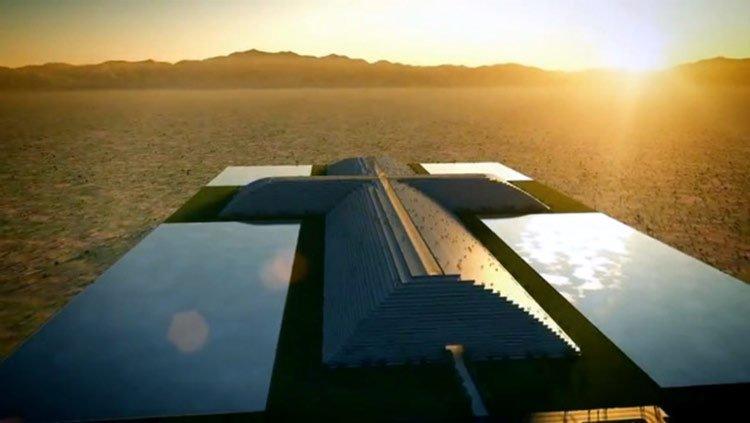 Sabe cuál será el monumento cristiano más grande del mundo