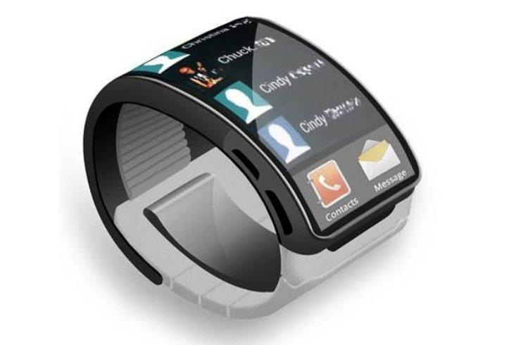 """Samsung Galaxy Gear""- Nuevo brazalete multifuncional – Reloj"