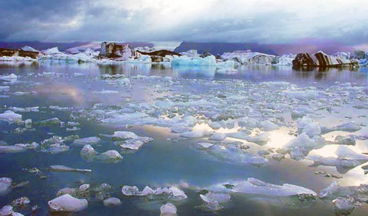 Derretimiento Ártico Récord – Emisiones gases – efecto invernadero – Calor – niveles del Mar