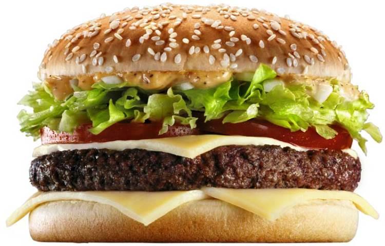 """McDonald's, sus hamburguesas """"lavadas"""" con sustancias tóxicas"""