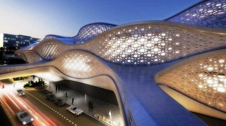 Riyadh, el metro – subterráneo – más moderno del mundo