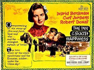"""""""El albergue de la sexta felicidad"""", la gran misionera en China, Gladys Aylward, pelicula cristiana"""