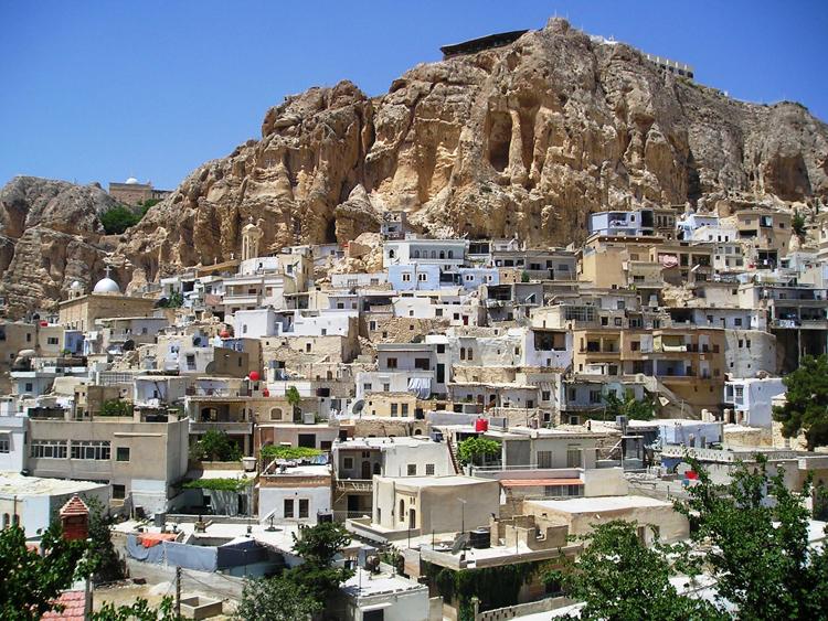 Siria, la lucha se centra en la ciudad cristiana