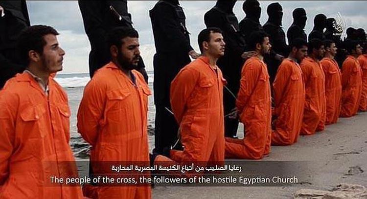Los mártires reales no matan