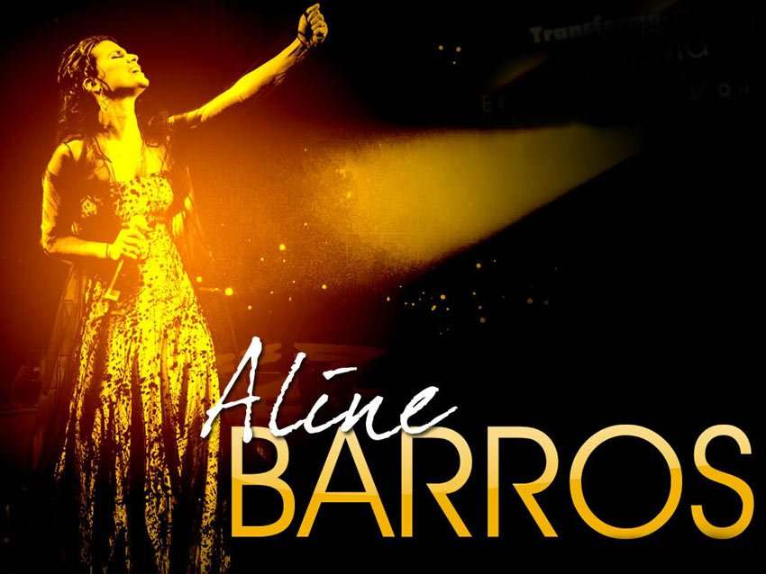 Crítica por el caché que cobra Aline Barros
