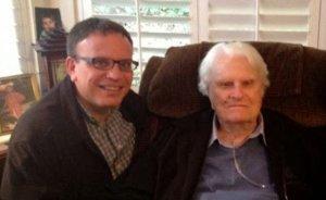 """El Abuso Sexual entre los evangélicos es """"peor"""" que el de los católicos, dijo el nieto de Billy Graham"""