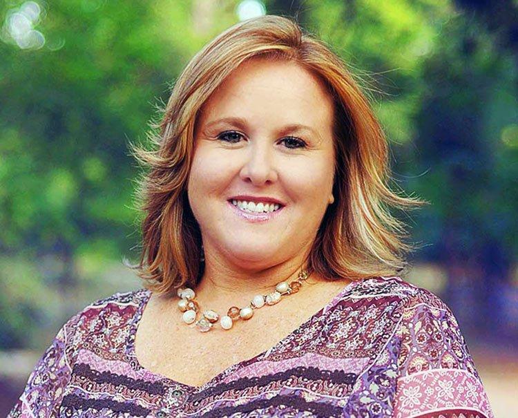 Crystal McVea ex-atea que fue al cielo dice que se reunió con Dios durante los nueve minutos