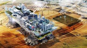 ¿Para el apocalipsis? Logran diseñar una ciudad que se puede trasladar por sí sola