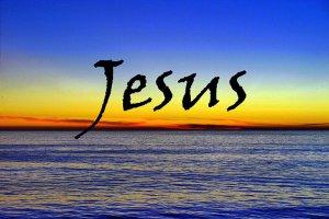 en nombre de Jesús