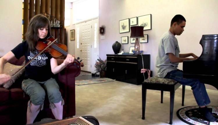 Oh Come, Emmanuel - Lindsey Stirling & Kuha'o Case