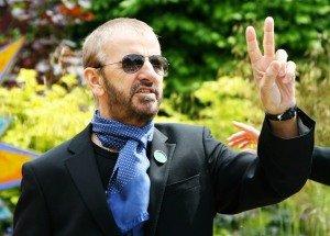 Ex-Beatle Ringo Starr Dios está en mi vida