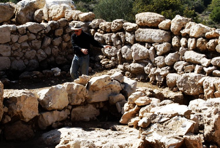 Descubrimiento del Arqueólogo Josef Garfinkel