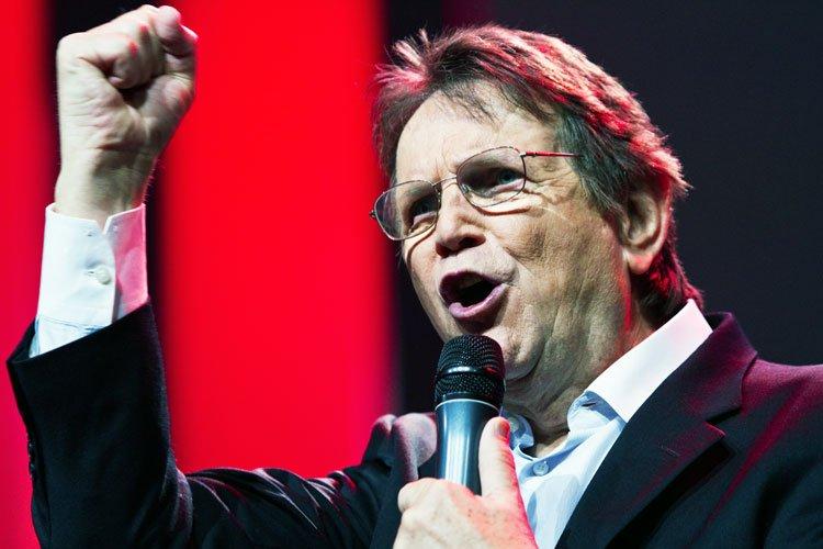 Testimonio del evangelista Reinhard Bonnke
