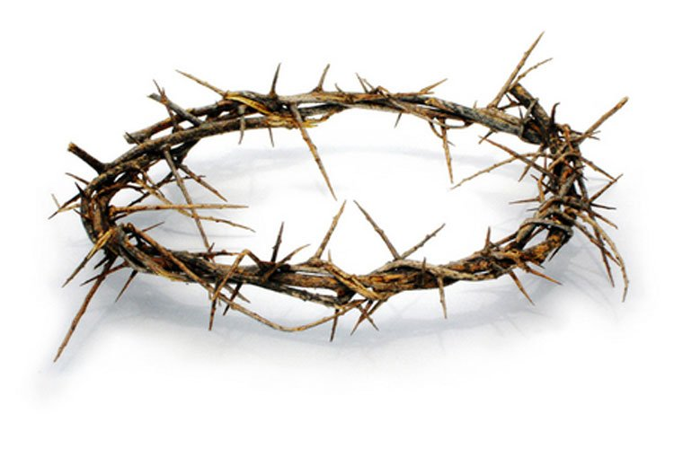 Exhiben La Corona De Espinas De Jesús