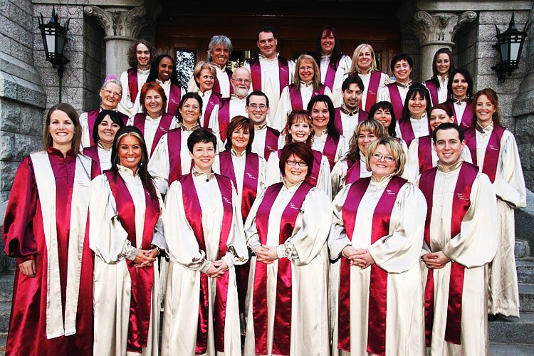 Choeur Gospel Célébration de Québec