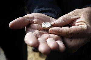 Hallaron cincel utilizado en el templo de Jerusalén