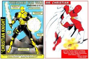 La fe de los superhéroes y los cómics