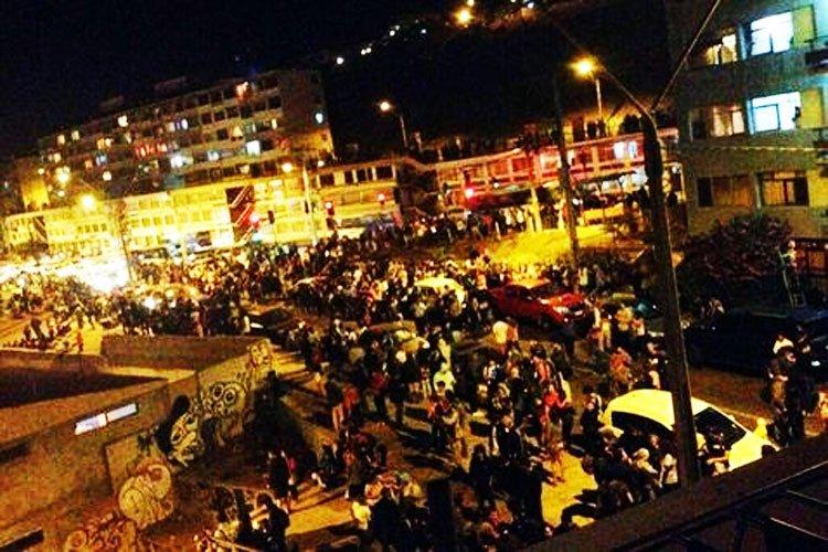Sismo de 8,2 sacude Chile – Oremos