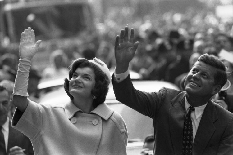 Las cartas privadas de Jackie Kennedy y su fe