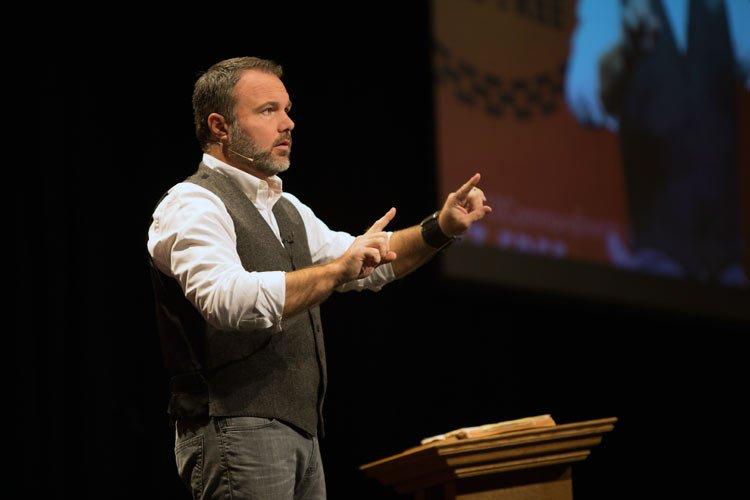 Mark Driscoll dice que Jesús cometió errores