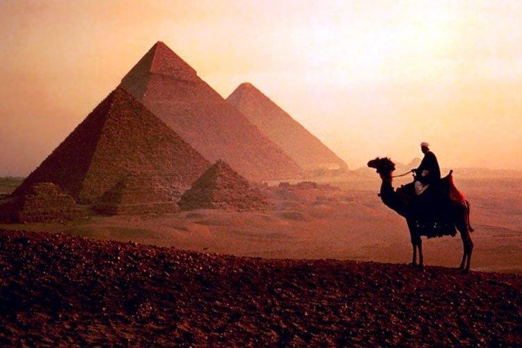 Cómo los egipcios construyeron las pirámides fue resuelto