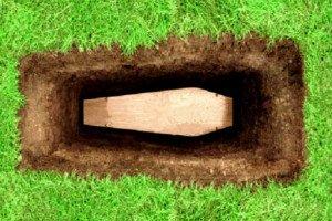 Funeral equivocado pero el lugar correcto