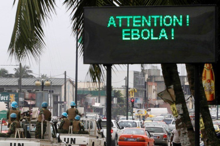 Dios envió al Ebola para castigar la homosexualidad