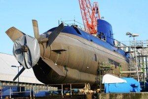 Israel y los submarinos del 'apocalipsis'
