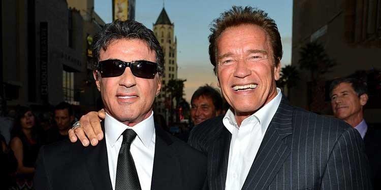 Qué dicen Schwarzenegger y Stallone de Israel
