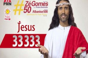 Jesús, Obama y Bin Laden son candidatos