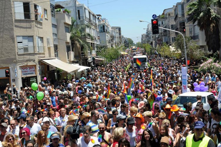 Religiosos israelíes bendicen a matrimonio gay