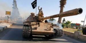 Vídeo como viven en una ciudad ocupada por ISIS