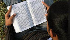 3 maneras que Jesús leía la Biblia