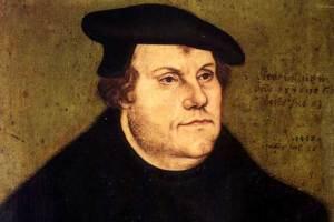 Descubren manuscritos inéditos de Martín Lutero