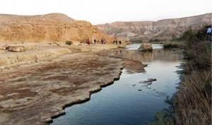 Río en Israel puede ser cumplimiento de profecía